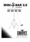 Chauvet Mini 4 Bar 2.0