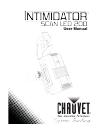 Chauvet SCAN LED 200
