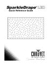 Chauvet SparkleDrape